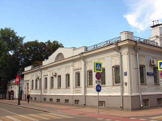 House of the City Mayor Tarasov