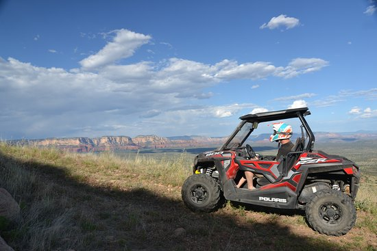Cottonwood, AZ: ATV adventures in Sedona AZ