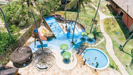Carnaubinha Praia Resort: Aquapark