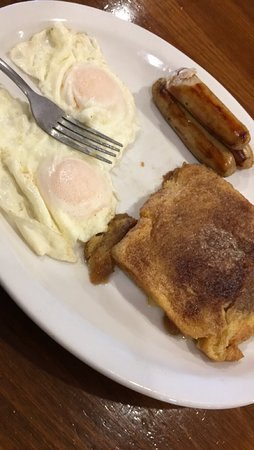 Gordonville, PA: Soggy French toast