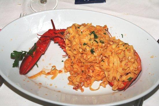 Original italienische Küche - Picture of Trattoria Baci e Abbracci ...