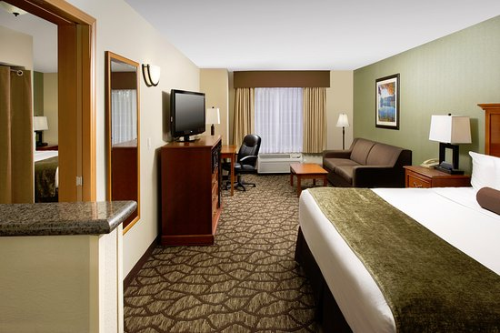 Best Western Plus Vancouver Mall Drive Hotel and Suites
