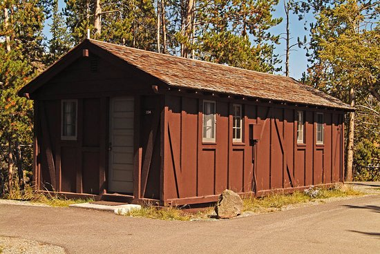 Old faithful lodge cabins updated 2018 prices for Cabin yellowstone park