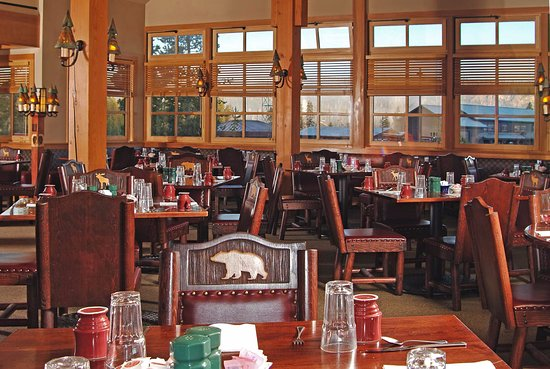 Old Faithful Snow Lodge and Cabins UPDATED 2018 Prices  : dining room from www.tripadvisor.com size 550 x 369 jpeg 63kB