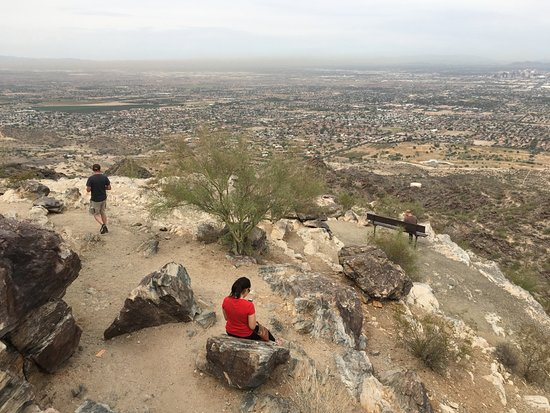 South Mountain Park: Valley Watchers