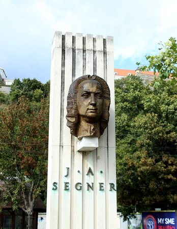 Monument of J.A. Segnera