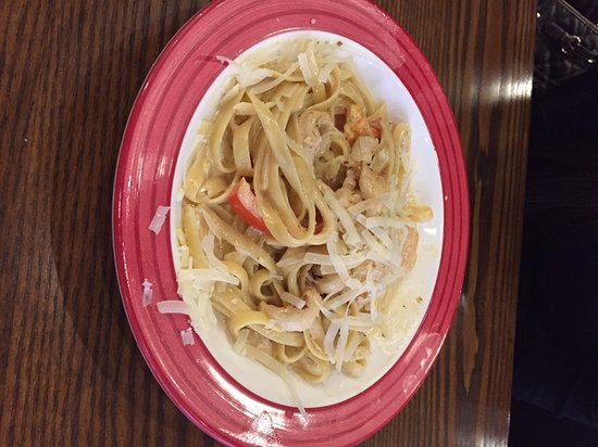 Tgi Friday Citymall Amman Cajun Chicken Pasta Picture Of Tgi