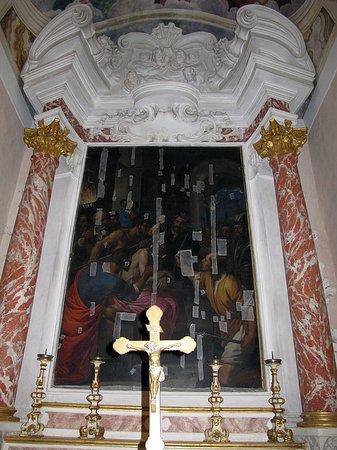 L'Oratorio della Compagnia del Santissimo Sacramento