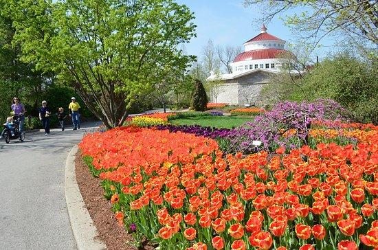 Photo of Botanical Garden Cincinnati Zoo & Botanical Garden at 3400 Vine Street, Cincinnati, OH 45220, United States
