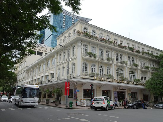 Hotel Continental Saigon Photo