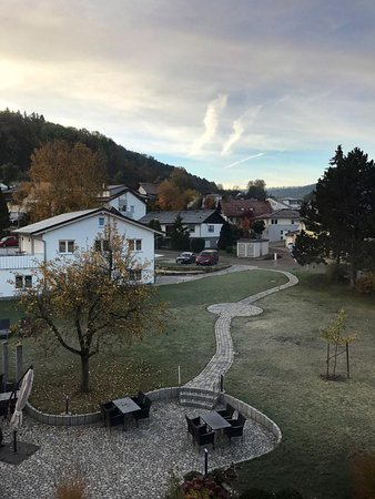 Bad Boll, Tyskland: View from room 305