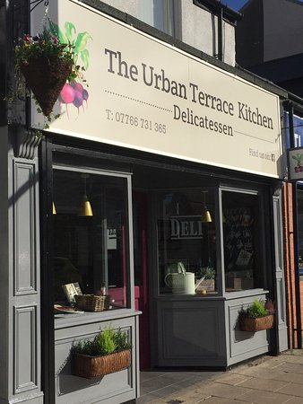 The Urban Terrace Kitchen Delicatessen