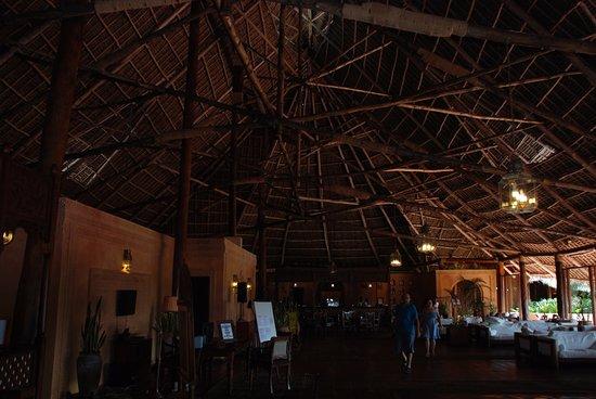 Dongwe Club: לובי המלון