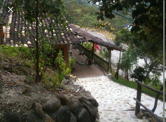 Gracias, Honduras: Hotel Villas del Agua Caliente
