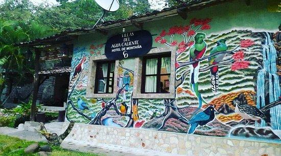 Gracias, Ονδούρα: Hotel Villas del Agua Caliente