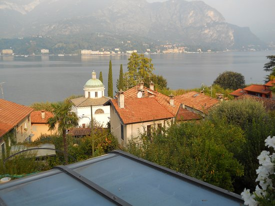 Hotel Silvio: View from our room