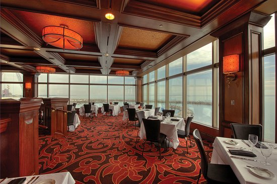 Horseshoe Hammond: Jack Binion's Dining Room