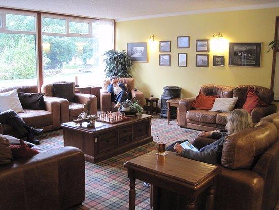 Kinlochewe, UK: Guests' Lounge