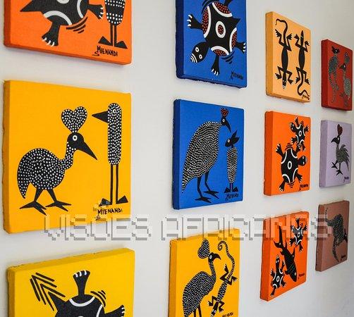 Visoes Africanas