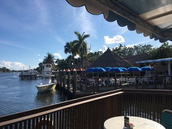 Great Patio Area Picture Of Waterway Cafe Palm Beach Gardens Tripadvisor