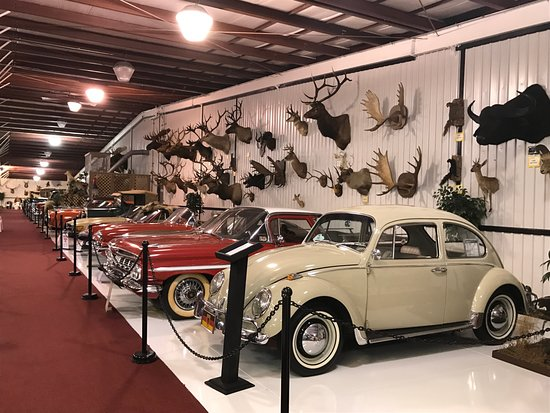 Grice Community Antique Car Museum