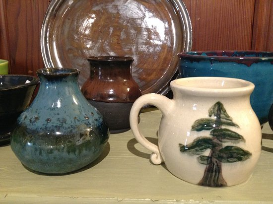 Miranda, CA: Locally made Pottery
