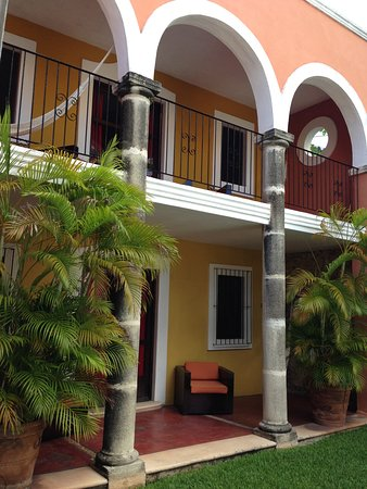 Hotel Hacienda Merida Bild