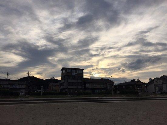 Takeno Coast : The Sky