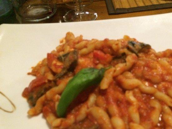 Good Food Aubergine Pasta