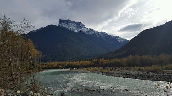 Stuie, Canada: Atnarko River