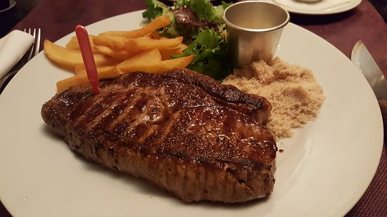 Armazem 22: Beautiful steak!