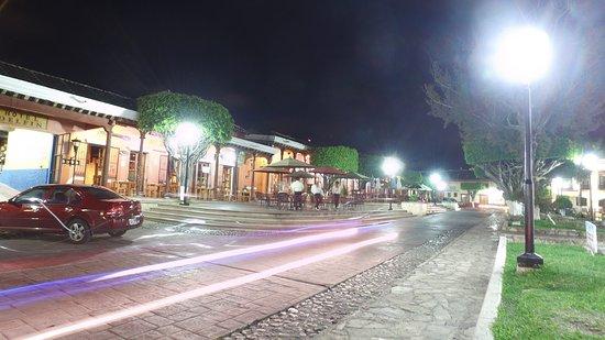 Parque Central de Comitán