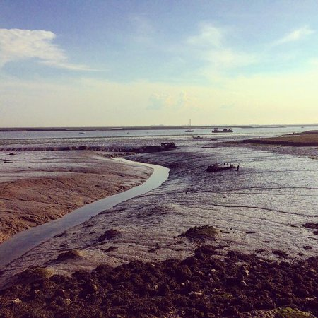 Burnham-on-Crouch, UK: River Crouch!