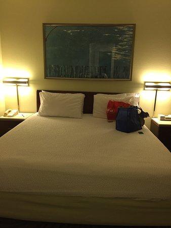 Nice hotel, close to 35
