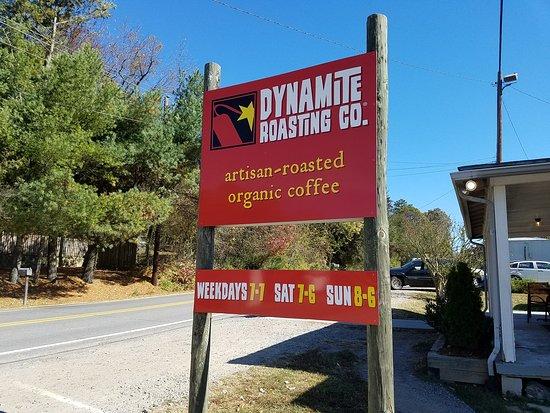 Dynamite Roasting Company: 20161029_122902_large.jpg