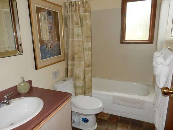 Saturna Island, Canadá: New toilet!