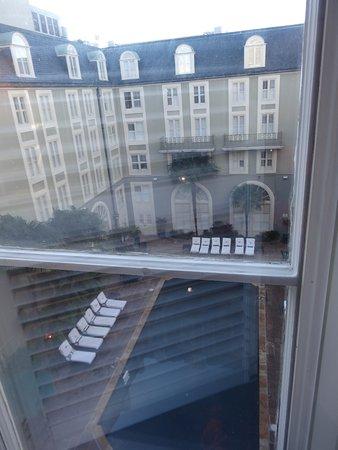 Bourbon Orleans Hotel: Internal Courtyard