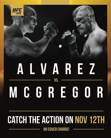 Surrey, Canada: UFC 205 At ALL JRG Public Houses