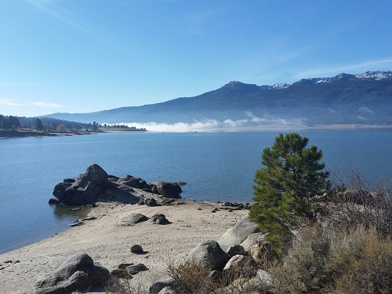Cascade, Idaho: Lake Cascade, close by, always changing, bring your camera!