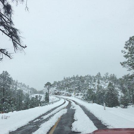 Parque Avenura : Nevada en Chihuahua
