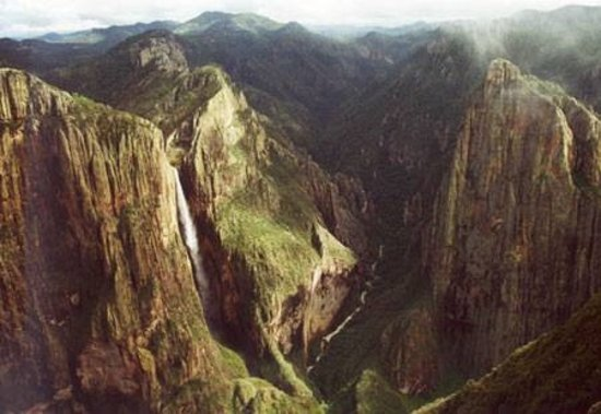 Cascada de piedra volada picture of cascada de for Cascadas de piedra