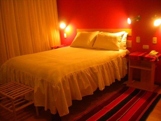 Hotel Kuntur Inn : vistas