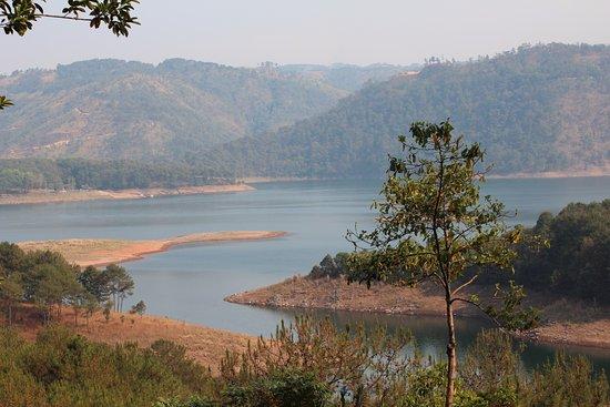 Ri Kynjai: Beautiful view from breakfast