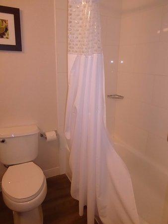 Hampton Inn Taos: Clean Bathroom