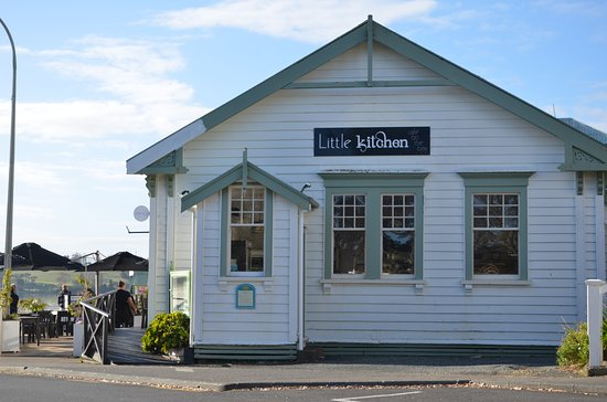 Mangonui, นิวซีแลนด์: The Little Kitchen
