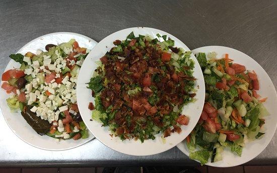 Cedarhurst, Nowy Jork: Salads