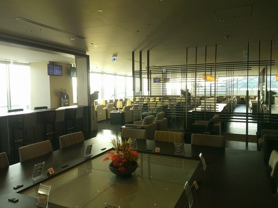 Haneda Airport International Sky Lounge