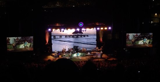 Jimmy Buffett Come Monday - Picture of Irvine Meadows