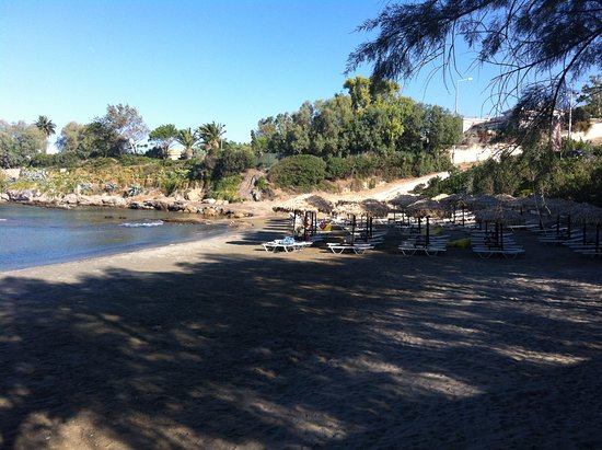 Lagonisi, Yunanistan: PUNDA BEACH Λαγονησι