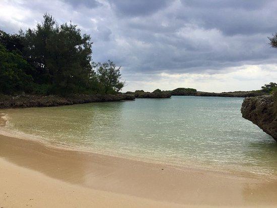 Miyaguni Nnatohama Beach